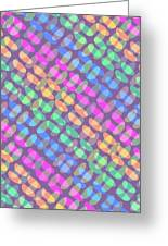 Dotted Check Greeting Card