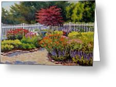 Dotti's Garden Summer Greeting Card