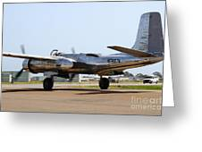 Douglas A26b Military Aircraft 7d15767 Greeting Card by Wingsdomain Art and Photography