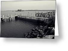 Down By The Bay Greeting Card