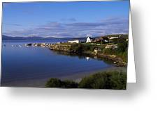 Downings, Rosguill Peninsula, Co Greeting Card