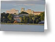 Downtown Lakeland Greeting Card