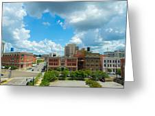 Downtown Montgomery Greeting Card