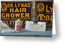 Dr. Lyna's Hair Grower Greeting Card