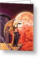 Dragon Lord Greeting Card