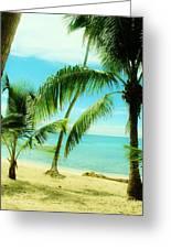 Dream Beach Greeting Card