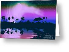 Dream In Color Greeting Card