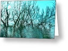 Dream Of Waterland Greeting Card