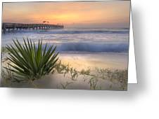 Dreams By The Sea Greeting Card