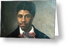 Dred Scott, African-american Hero Greeting Card