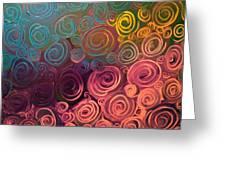 Drops Of Jupiter Greeting Card