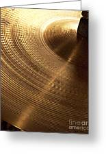 Drummers Music Greeting Card