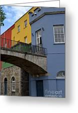Dublin Castle In Dublin Ireland Greeting Card