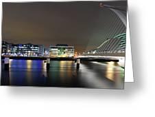 Dublin City Greeting Card