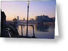 Dublin, Co Dublin, Ireland Greeting Card