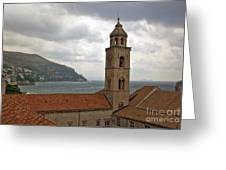 Dubrovnik View 3 Greeting Card