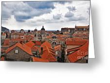 Dubrovnik View 7 Greeting Card