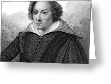 Dudley North (1602-1677) Greeting Card