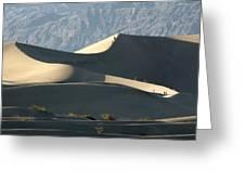 Dune Walkers Greeting Card