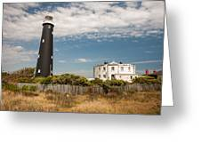 Dungeness View Greeting Card