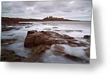 Dunstanburgh Castle II Greeting Card