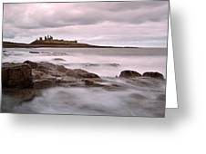 Dunstanburgh Castle IIi Greeting Card
