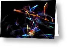 Dusted Rage 3 Greeting Card by Cyryn Fyrcyd