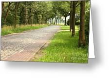 Dutch Road 2 Greeting Card