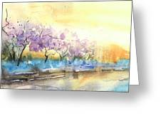 Early Morning 26 Greeting Card