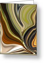 Earth Tones Greeting Card
