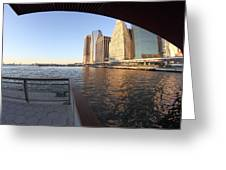 East River Greeting Card