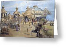 Eastbourne Greeting Card