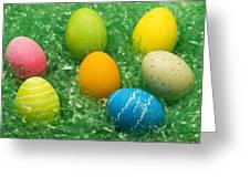 Easter Egg Seven 1 Greeting Card