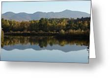 Easton Reflection Greeting Card