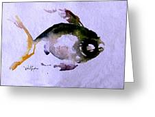 Echo Fish Fourteen Greeting Card