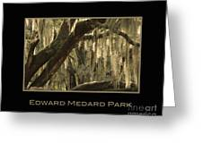 Edward Medard Park Greeting Card