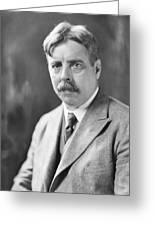 Edward Thorndike, American Psychologist Greeting Card