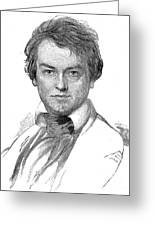 Edwin Forrest (1806-1872) Greeting Card