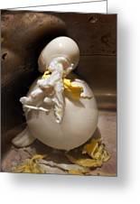 Egg Man Greeting Card