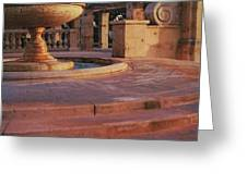 El Prado Greeting Card