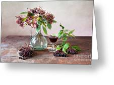 Elderberries 03 Greeting Card