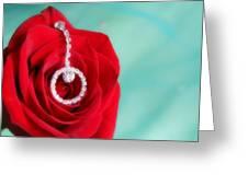 Elegance In Color Greeting Card