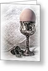 Elegant Easter  Greeting Card