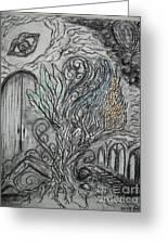 Element Tree Greeting Card