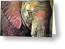 Elephancy Greeting Card