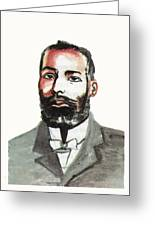 Elijah Mccoy Greeting Card