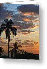 Ellery Sunrise Greeting Card