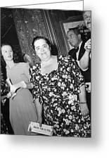 Elsa Maxwell (1883-1963) Greeting Card