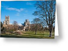 Ely Scenic Greeting Card