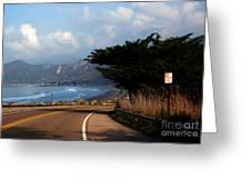 Emma Wood State Beach California Greeting Card